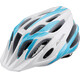 Alpina FB Jr. 2.0 Helmet white-cyan